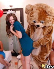 Dancing Bear Blowjob 001 image